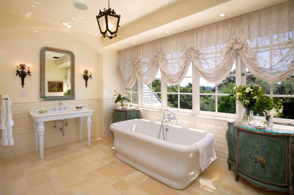Callas Contractors with Mediterranean Bathroom Also Mediterranean