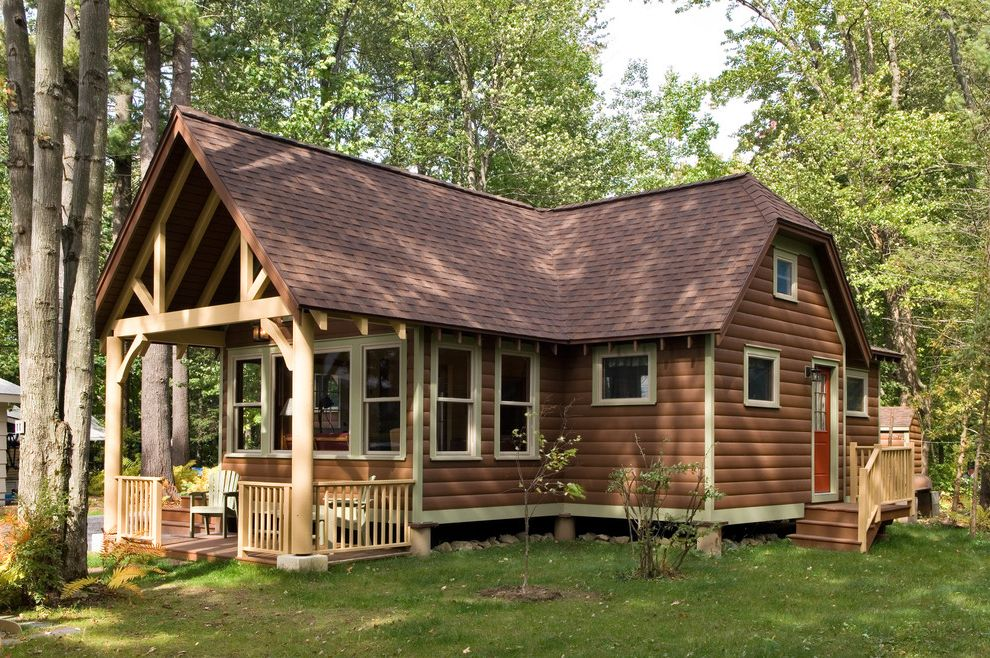 Wood Siding Home Designs