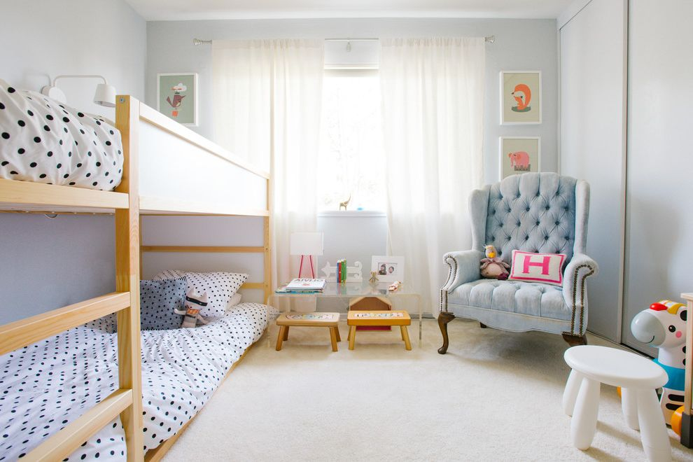Chair Bed Sleeper Ikea with Transitional Kids Also My Houzz