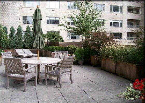 Chelsea Garden Center    Spaces Also Apartment Patio Apartment Terrace New York City Skyline Patio Patio with a View Terrace Terrace with a View