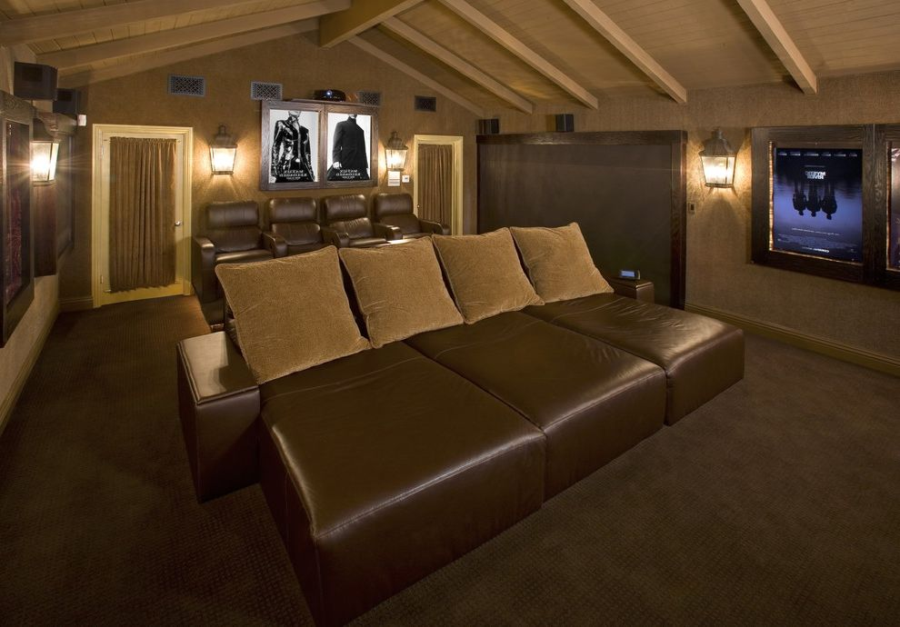 Chevy Chase Theater with Contemporary Home Theater Also Big Screen Built by Bliss Home Theaters Automatio Cinema Custom Home Theater Home Cinema Home Theater Inc Media Room Screening Room Theater Design Theater Seating