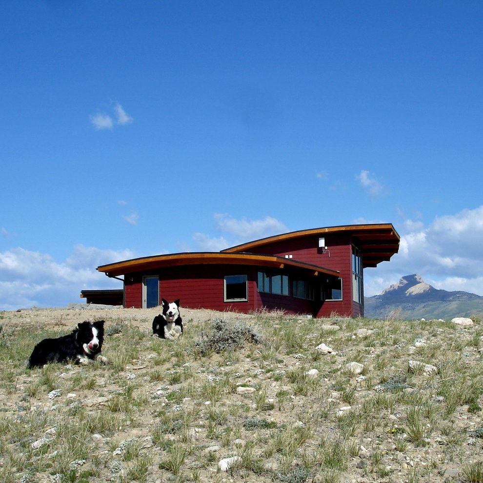 Wyoming Ranch House $style In $location