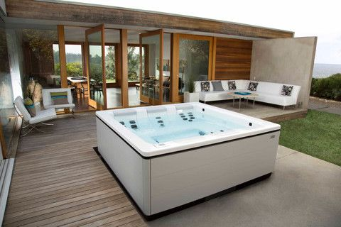 Colorado Custom Spas    Spaces Also Backyard Retreat Modern Hot Tub Modern Spa Ultra Modern Hot Tub Ultra Modern Spa