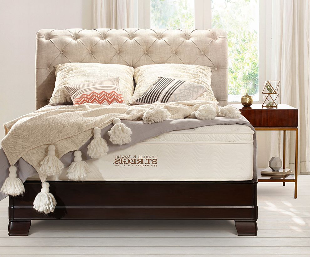 Consumer Reports Best Mattress   Traditional Bedroom Also Beds and Headboards Charles P Rogers Contemporary Design Eclectic Farmhouse Hampton Bed Headboard Mediterranian Modern Design Sleigh Bed Traditional Design Transitional Design Upholstered Bed