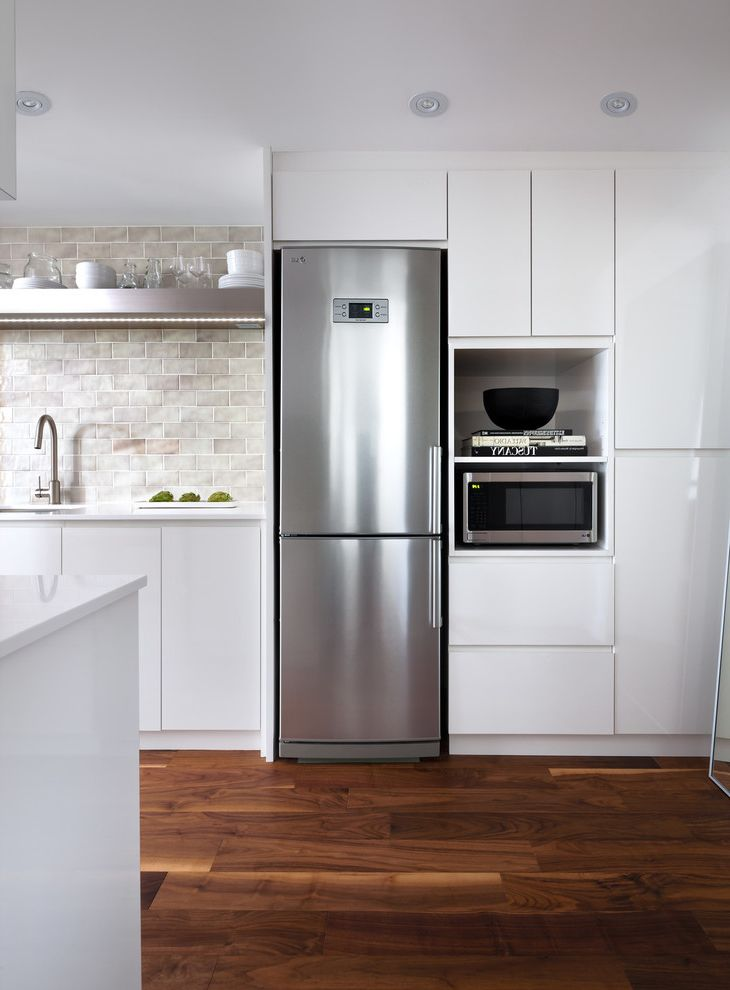 Consumer Reports Electric Ranges   Contemporary Kitchen Also Clean Interior Wall Tile Kitchen Led Lights Modern Tile Pattern Transitional Undermount Outlets Undermount Sink White Kitchen Wood Floors
