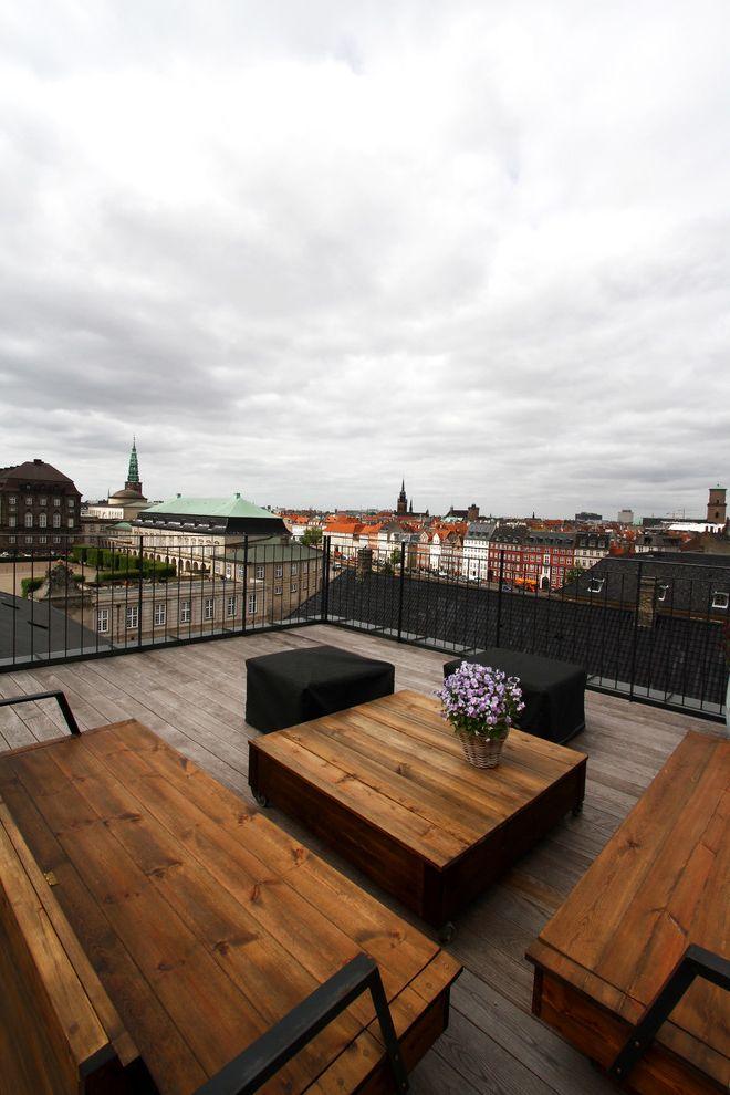 Copenhagen Furniture Scottsdale Scandinavian Balcony And Dansk Stil Elegant  Kvalitet Minimalstisk Nordisk Touch Rent Design Tagteresse