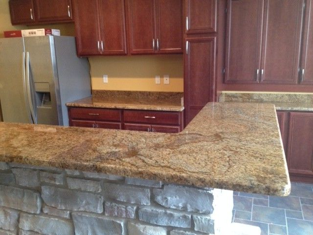 Copper Canyon Granite    Spaces  And