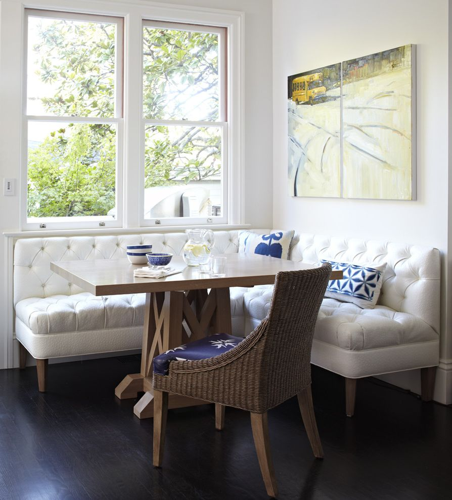 Corner Banquette Seating For Sale For Contemporary Dining