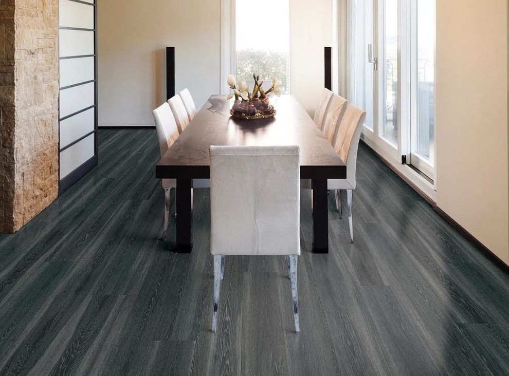 Cortec Plus   Transitional Dining Room  and Engineering Flooring Hardwood Flooring Hardwood Floors Laminate Flooring Laminate Floors Laminate Styles Wood Floors