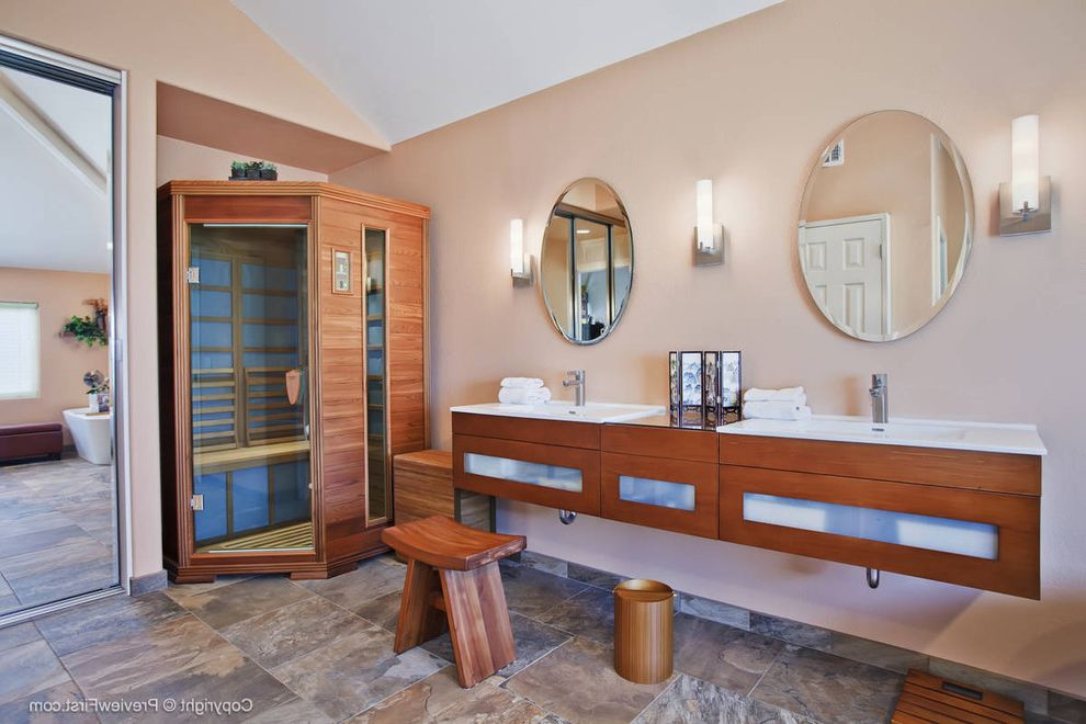 Costco Sauna with Contemporary Bathroom Also 92128 Bathroom Contemporary Rancho Bernardo San Diego Sauna Shower Spa Bath Stone Tile