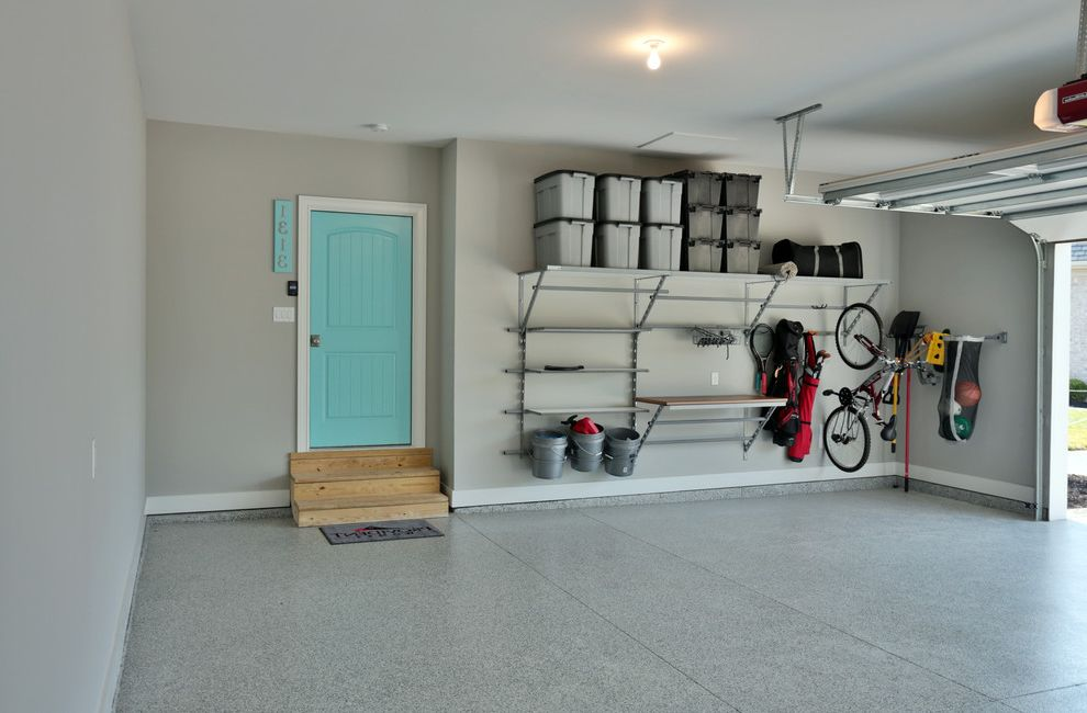 Costco Shelves Garage with  Garage Also Bike Storage Garage Storage Turquoise Door