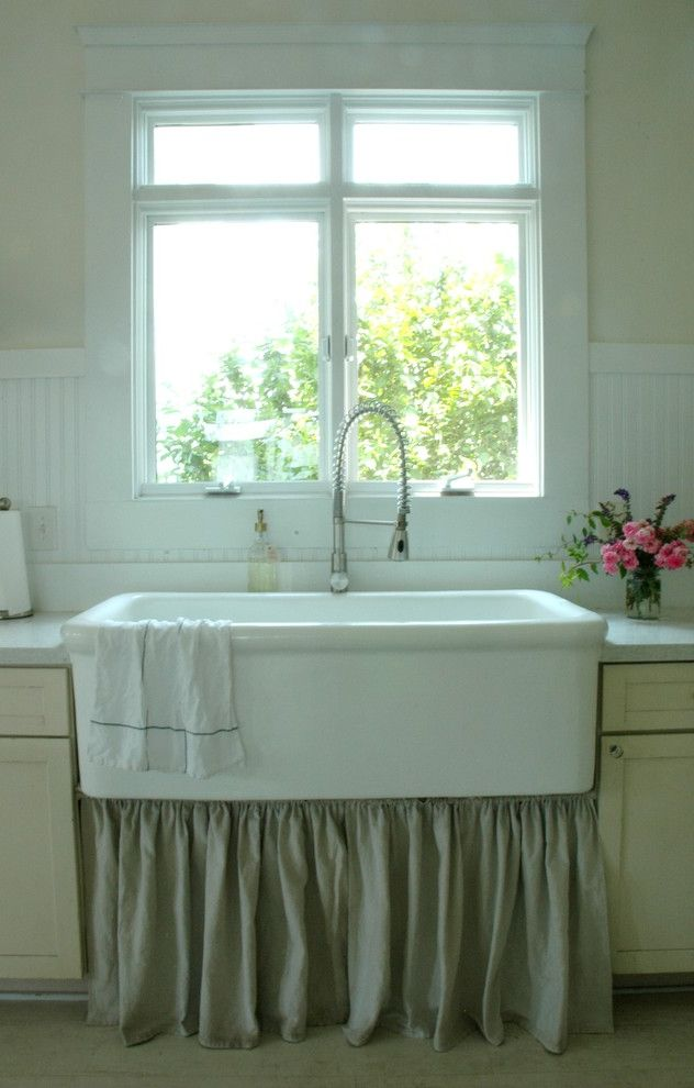 Craigslist Bathtubs with Eclectic Kitchen Also Apron Front Sink Cottage Farmhouse Kitchen Modern Country