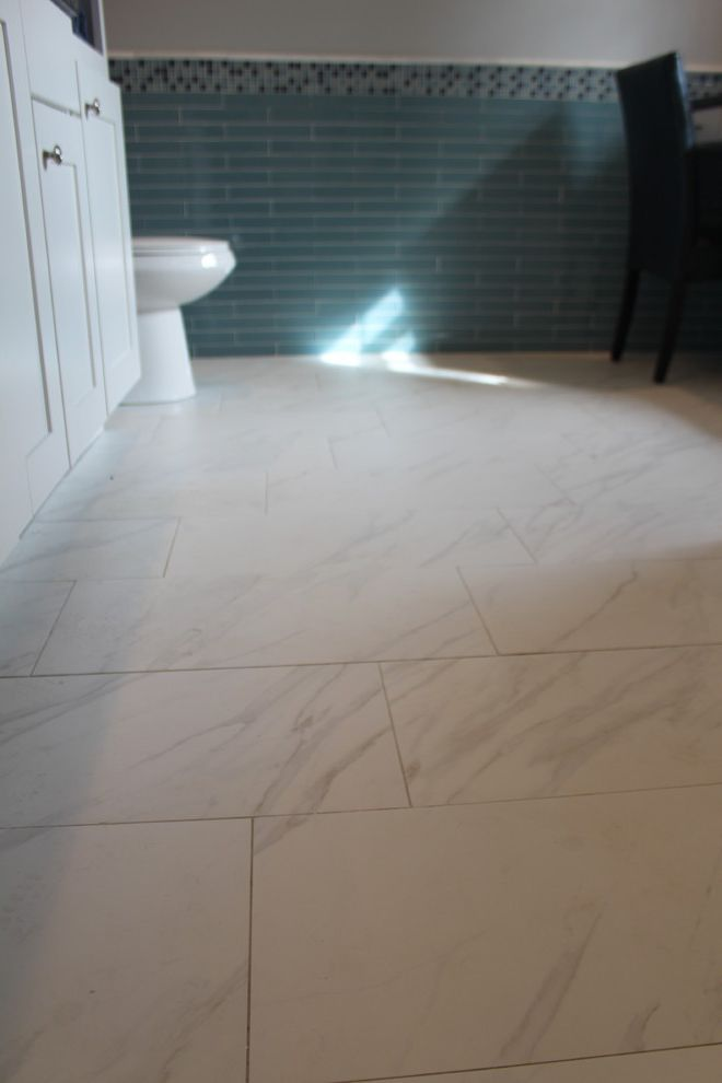 Daltile Florentine for Contemporary Bathroom and Bathroom Delta ...