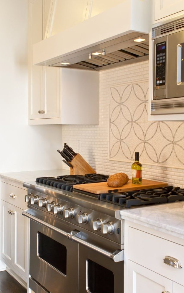 Daltile Van Nuys with Traditional Kitchen  and Traditional