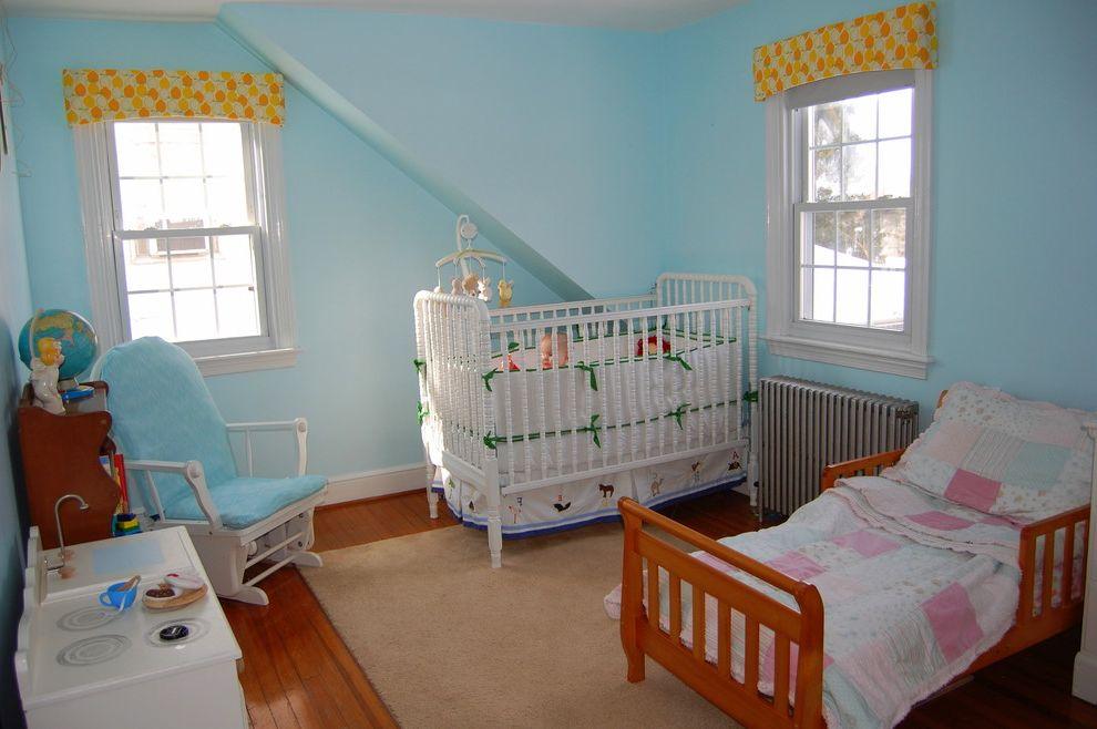 Davinci Highland Crib   Eclectic Kids Also Aqua Boy Girl Room Shared Bedroom Shared Nursery