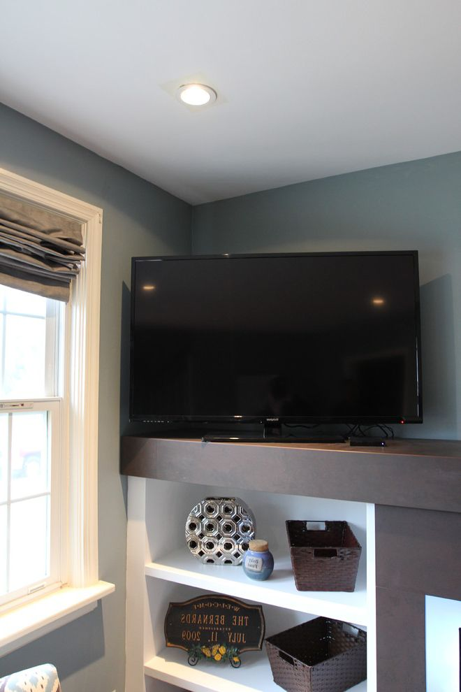 Davis and Green Electrical   Transitional Living Room Also Custom Electrical Residential Redesign Residential Renovation
