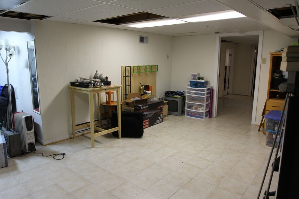 Davis and Green Electrical with Modern Basement  and Residential Electrical Residential Redesign Residential Renovation