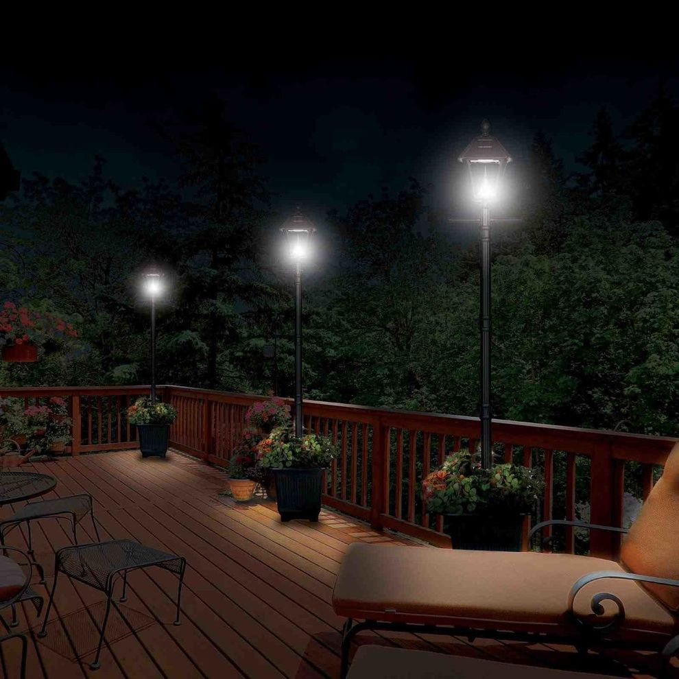 Deck Lighting Unlimited    Deck Also Cedar Deck Deck Lighting Lighting on Stairs Outdoor Lighting Potted Plants