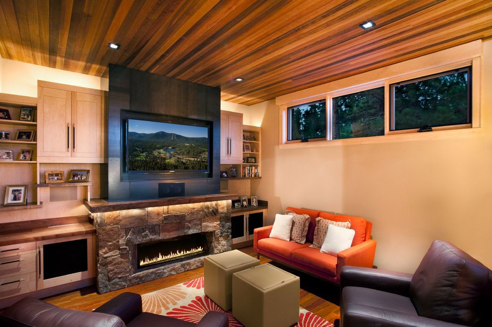 Family Room $style In $location