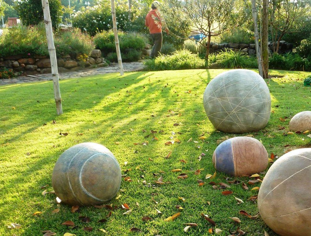 Define Arrange with Mediterranean Landscape Also Artwork Ceramics Arts Landscape Rock Wall Yard Accessories