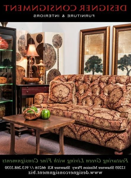 Design by Consign   Traditional Living Room Also a Traditional and Modern Mix