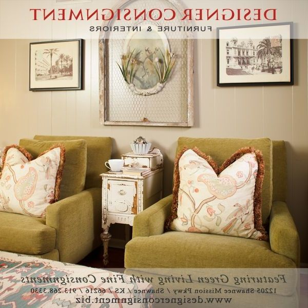 Design by Consign with Traditional Living Room Also Bringing Color in with Furniture