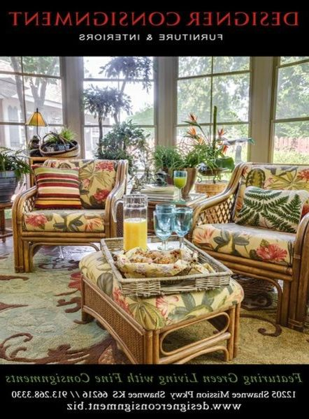 Design by Consign with Tropical Patio  and Colorful Patios