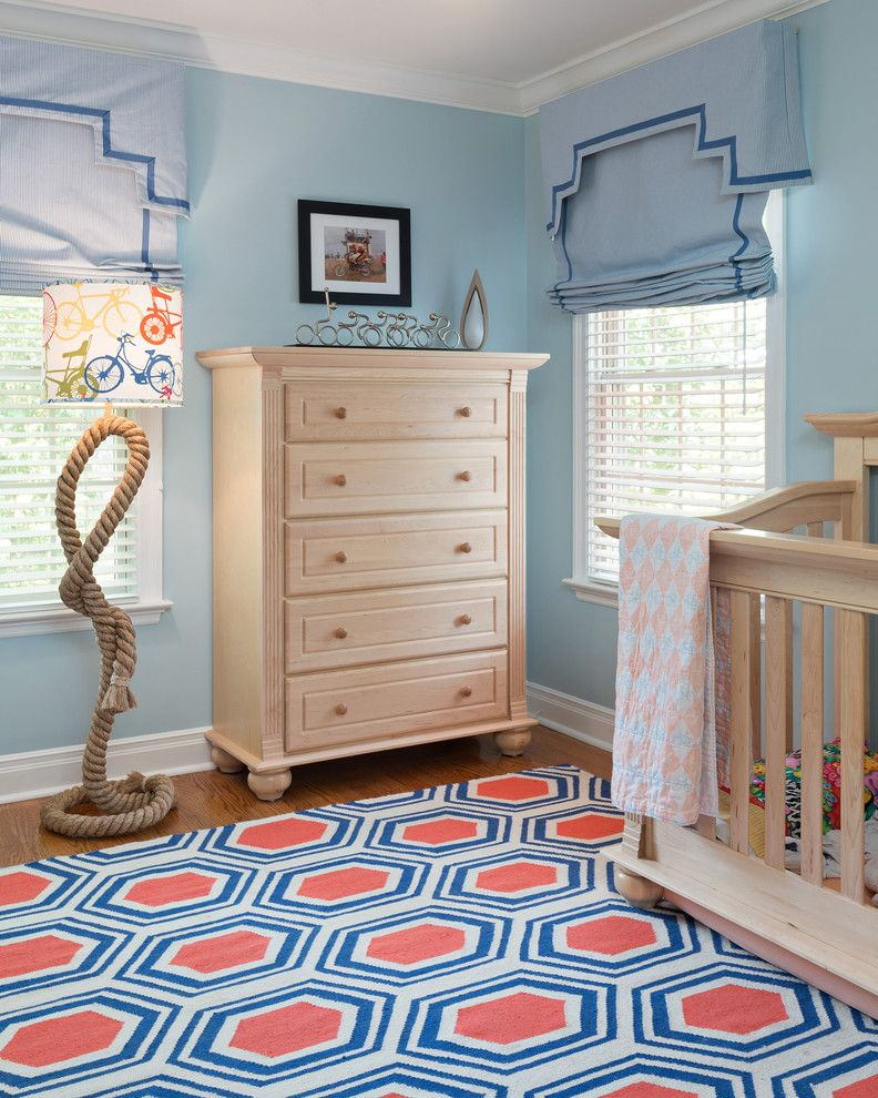 Traditional Nursery $style In $location