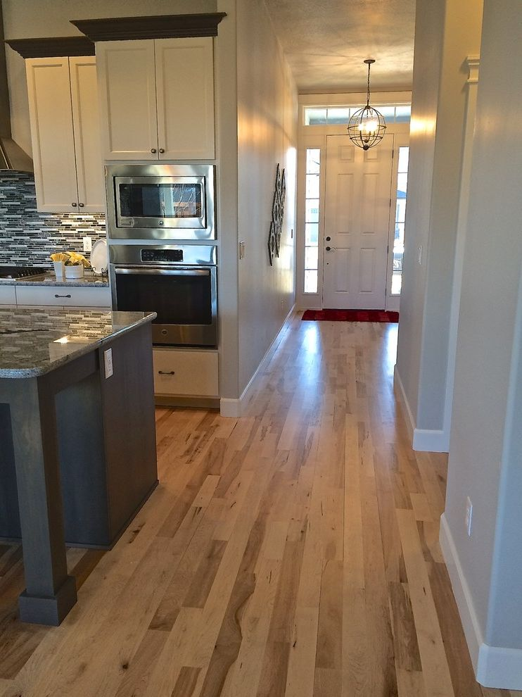 Dillabaugh's with Craftsman Entry Also Granite Hardwood New Construction Tile