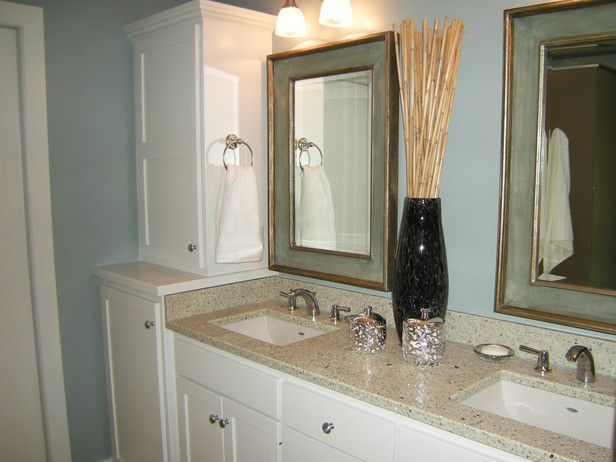 Diy Network Tv Shows   Eclectic Bathroom Also Eclectic