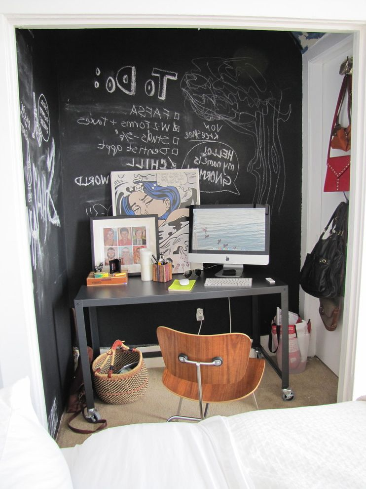 Do Chalk Markers Erase   Eclectic Bedroom  and Eclectic