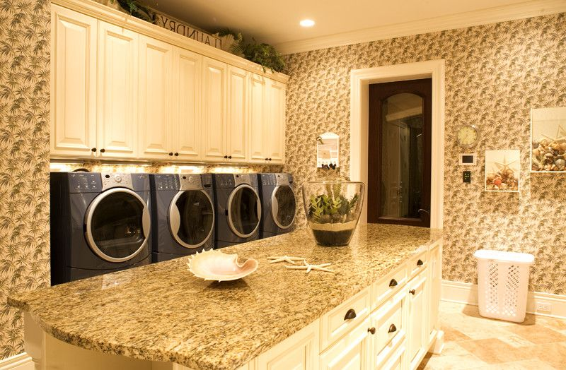 Domain Homes Tampa with Traditional Laundry Room  and Contemporary Home Tampa Architects Tampa Design Build Tampa Home Transitional Home
