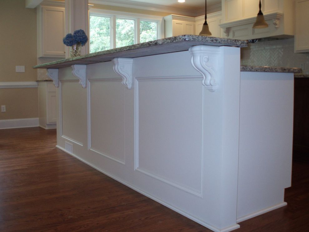 Donaldson Watch Repair    Kitchen Also New Built Ins for Teenagers New Custom Cabinets New Family Room New Firplace Custom Mantel New Island with Corbels New Kitchen Floor Plan