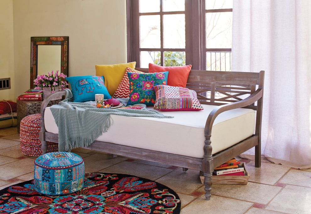 Downright Pillows   Eclectic Bedroom  and Accent Pillows Area Rugs Bedding Bedroom Bedroom Furniture Daybeds Wall Mirrors