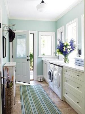 Dryer Vent Wizard Reviews with Traditional Laundry Room Also Robins Egg Blue