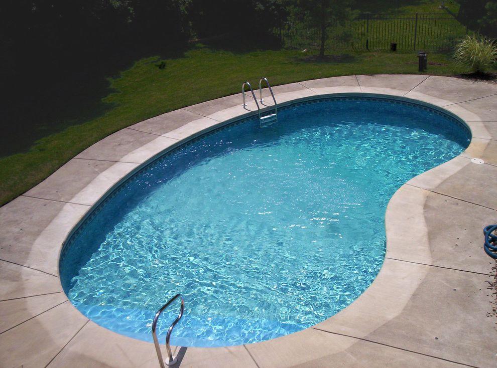 Eastgate Pools    Pool  and Inground Pool Kidney Pool
