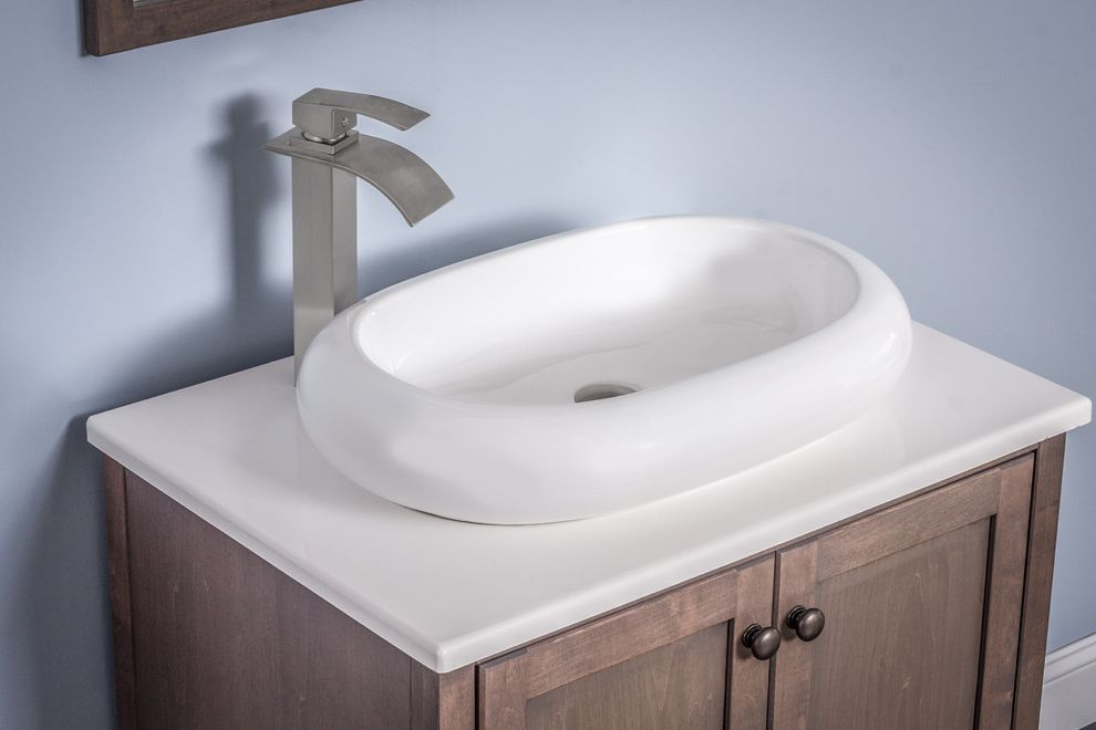 Eclipse Faucets   Contemporary Bathroom  and Contemporary