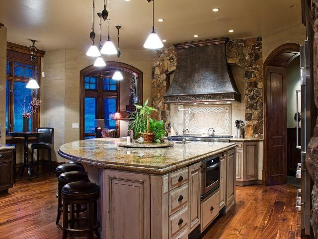 Equity Real Estate Utah with Contemporary Kitchen  and Contemporary Kitchen Marble Counter Tops Park City Utah Wood Floors