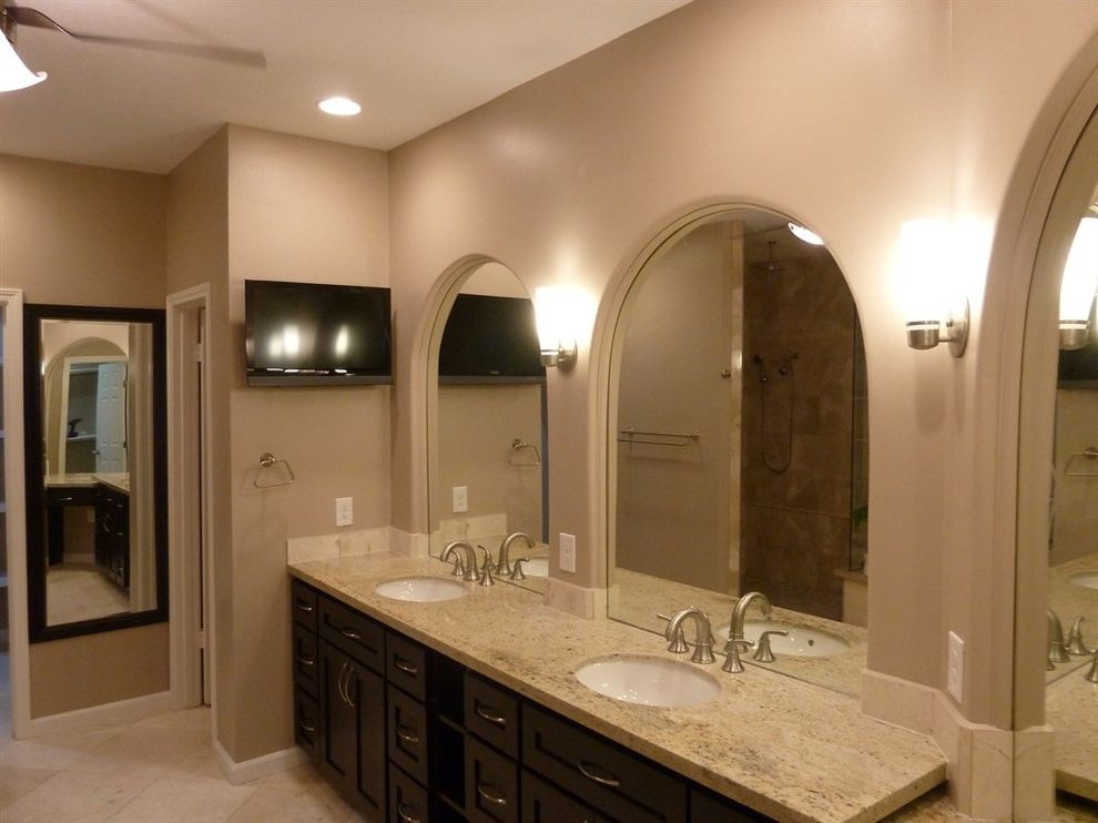 Everhart Construction   Traditional Bathroom  and Traditional