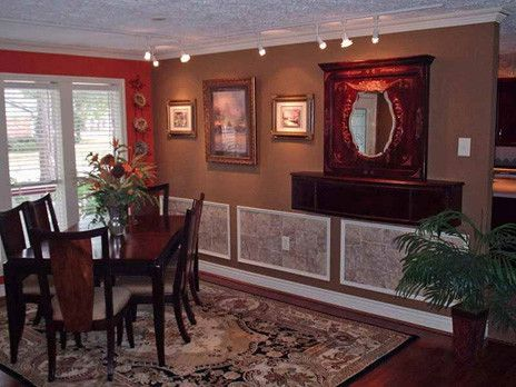 Everhart Construction   Traditional Dining Room  and Traditional