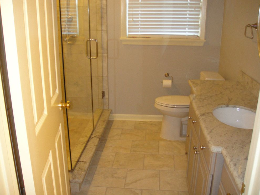 Everhart Construction with Traditional Bathroom Also Bathroom Remodel Bathrrom Tub and Shower Remodel