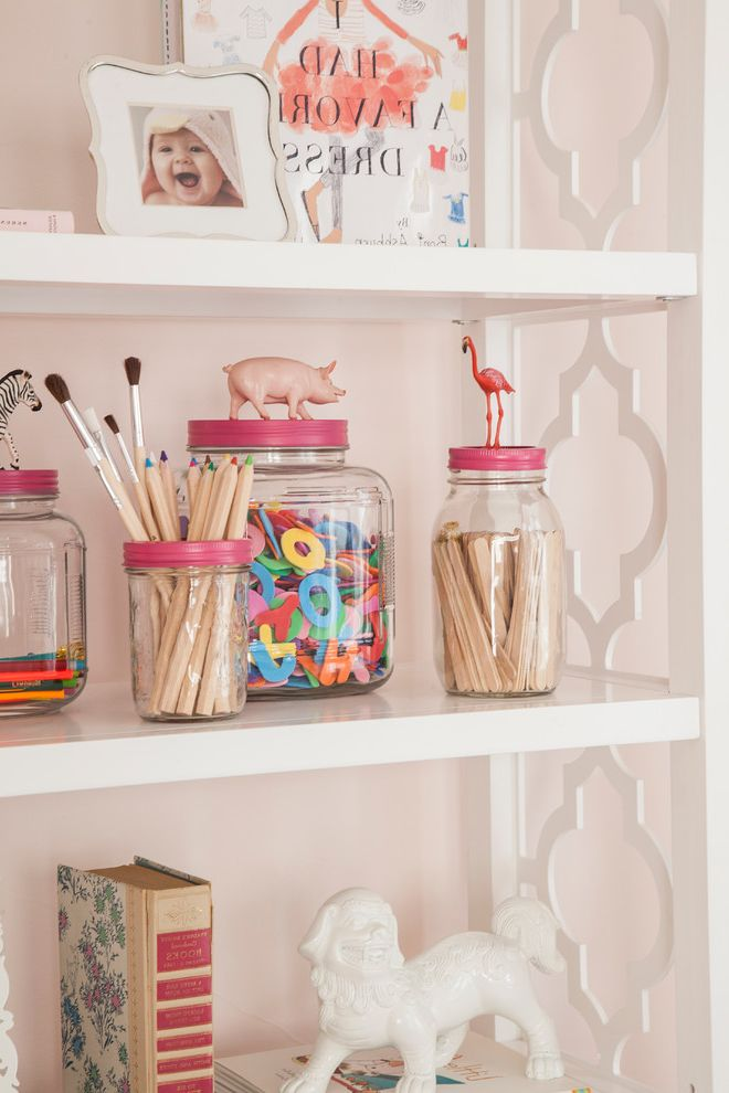 Extra Large Plastic Storage Containers with Lids with Eclectic Kids  and Flamingo Jar Pig