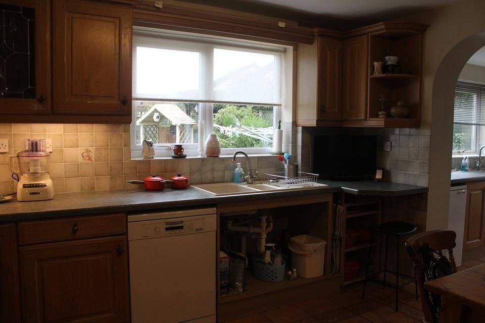 Ezs8wslk   Traditional Kitchen Also After Before Design Granite Home House Kitchen Kitchen Sinks Mount Sink Splashback Tap