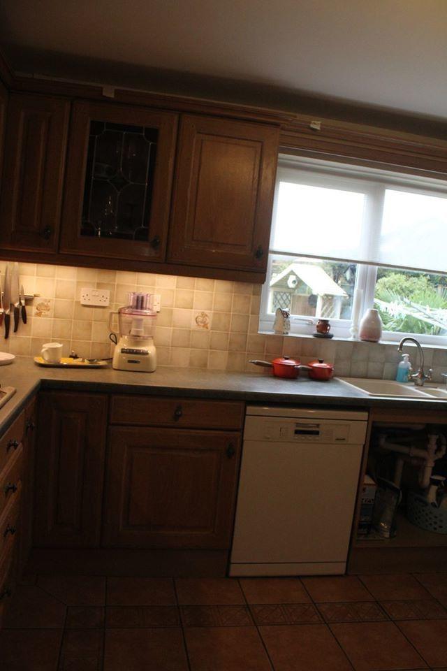 Ezs8wslk with Traditional Kitchen  and After Before Design Granite Home House Kitchen Kitchen Sinks Mount Sink Splashback Tap