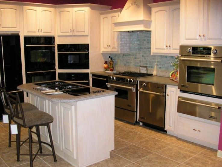 Factory Direct Appliances   Transitional Kitchen  and Transitional