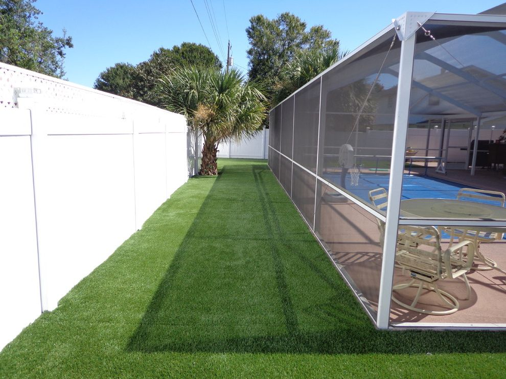 Fake Grass for Dogs with Traditional Porch Also Artificial Grass Artificial Lawn Artificial Turf Back Yard Canine Grass Dog Grass Fake Grass Faux Grass Grass Lawn Synthetic Grass Synthetic Turf Yard
