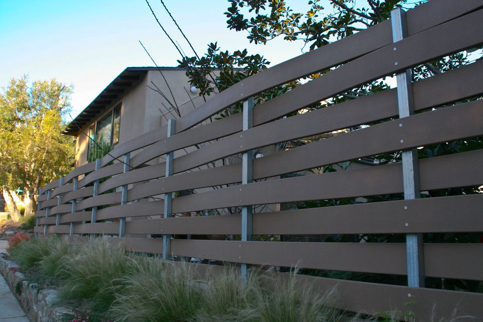 Fence Contractors San Diego   Modern Exterior Also Modern