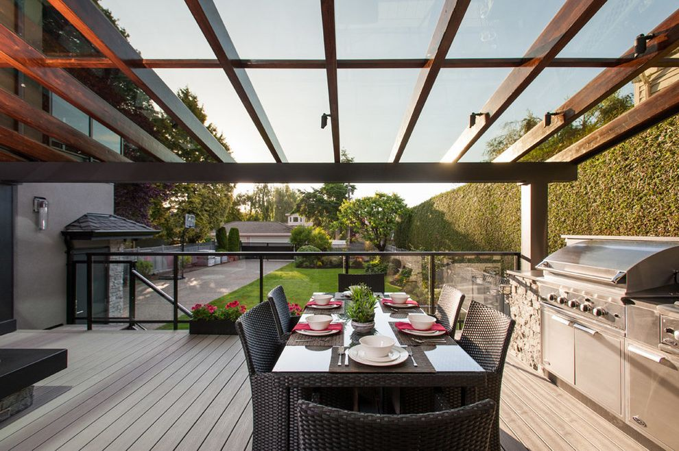 Outdoor Living Area $style In $location