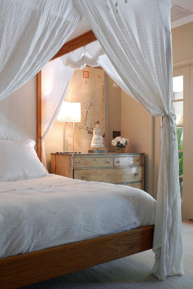 Freds Beds Raleigh with Eclectic Bedroom Also 4 Poster Bed Bed Curtains Burmese Buddha Canopy Bed Chest of Drawers Country Style Bedroom Dayglow Table Lamp Dresser Four Poster Bed French Style Bedroom Mediterranean Bedroom Neutral Colors White Bedding