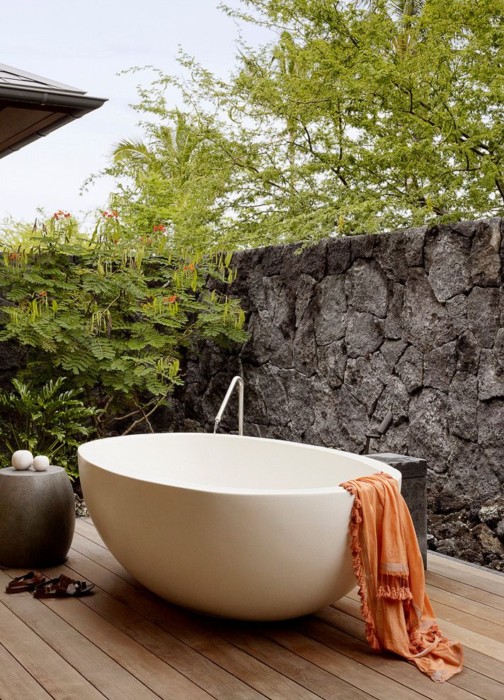 Freestanding Bathtubs for Sale for Tropical Bathroom and Deck ...